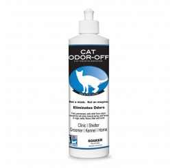 Spray Neutralizant de miros de pisica - CAT ODOR -OFF, 474 ml